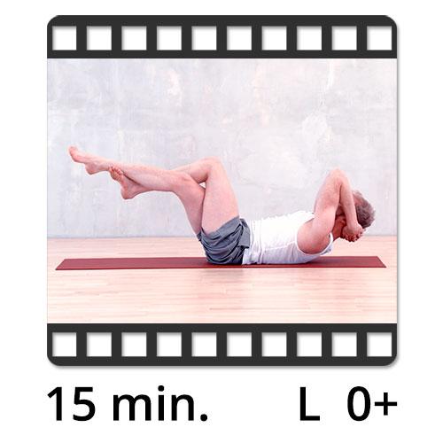 Stärke das Zentrum mit dem Yoga Bauchübungen