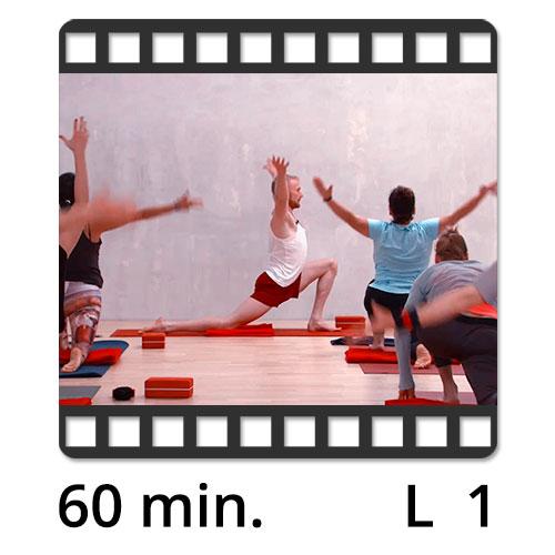 Yoga Video Hüftöffner
