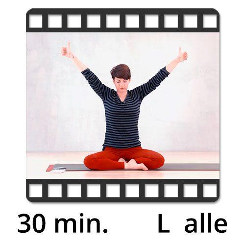 Yoga Video mit sandra Winkens kaufen und herunterladen
