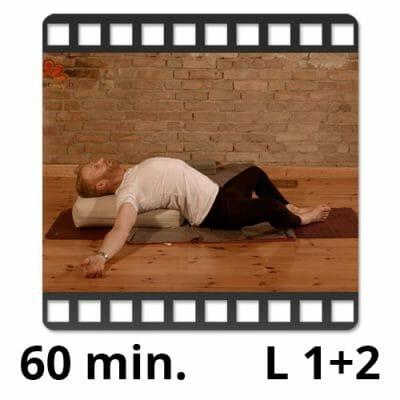 yin yoga video victor thiele yogafürdich