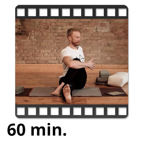 yin yoga video victor thiele hüftöffner