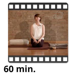 yin yoga video yogafürdich sabine klein