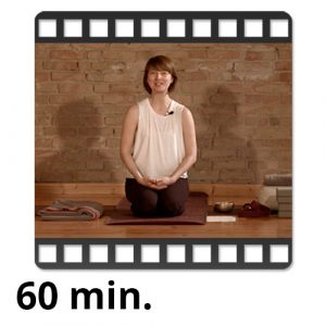 Yoga Video Sabine Klein yogafürdich retorative