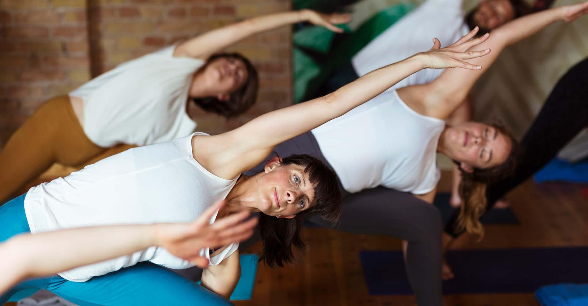 yogafürdich Power Vinyasa Flow Yoga Berlin