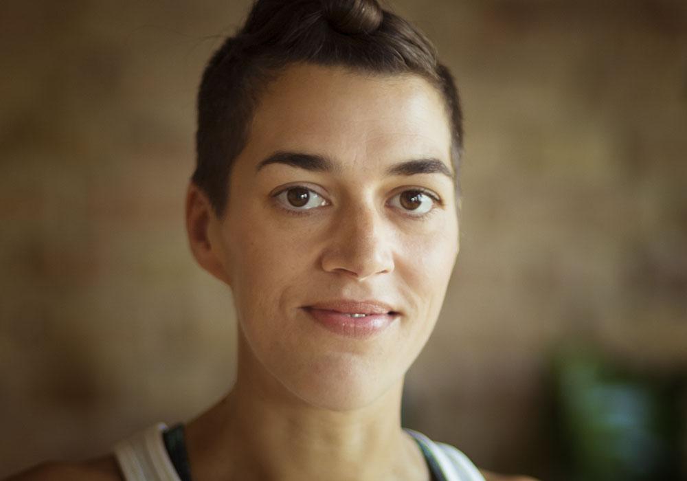 Janine Startmann Yogalehrerin Yogafürdich