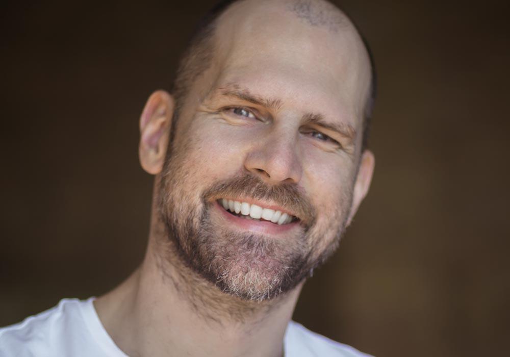 Micha Erbe Yogalehrer yogafürdich