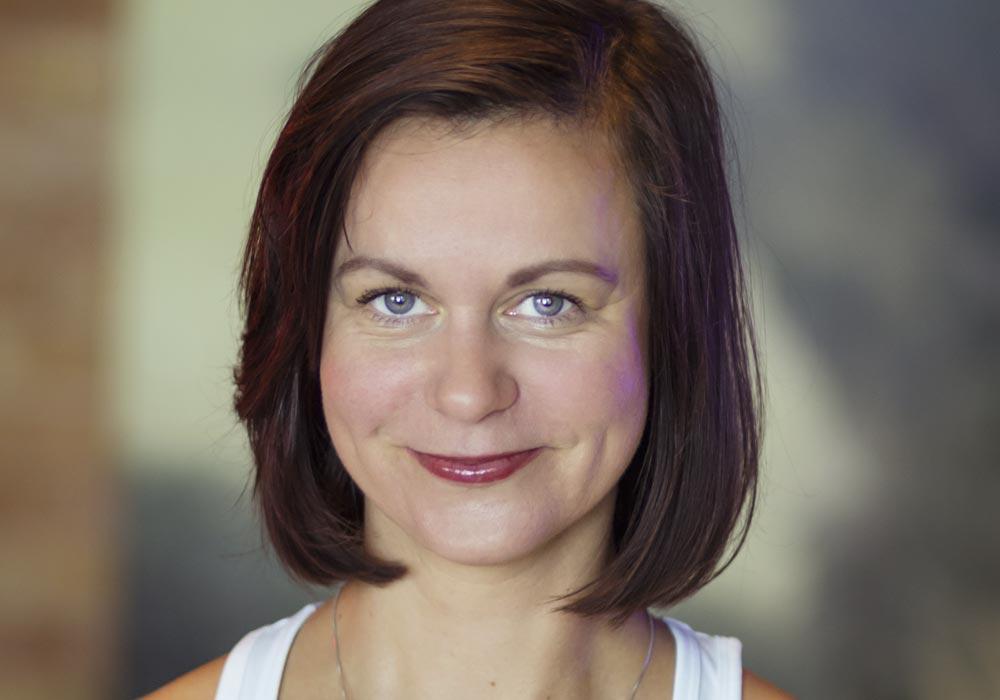 Nicole Herrmann Yogalehrerin yogafürdich