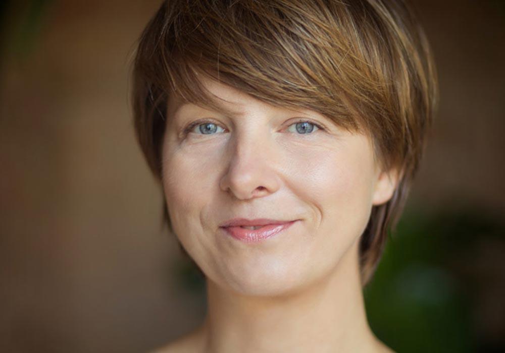 Sabine Klein yogalehrerin yogafürdich
