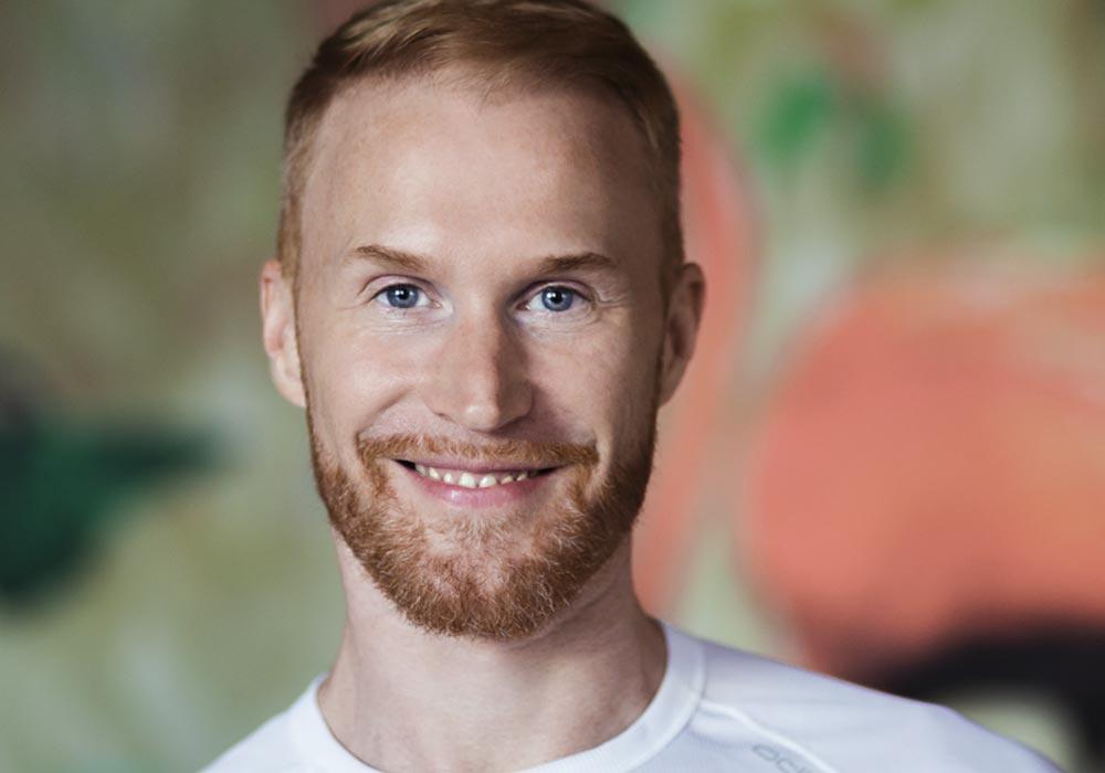 Victor Thiele Yogalehrer yogafürdich