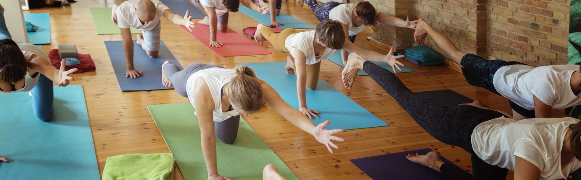 Pilates Kurse bei yogafürdich Berlin