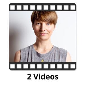Sabine Klein Yoga Videos