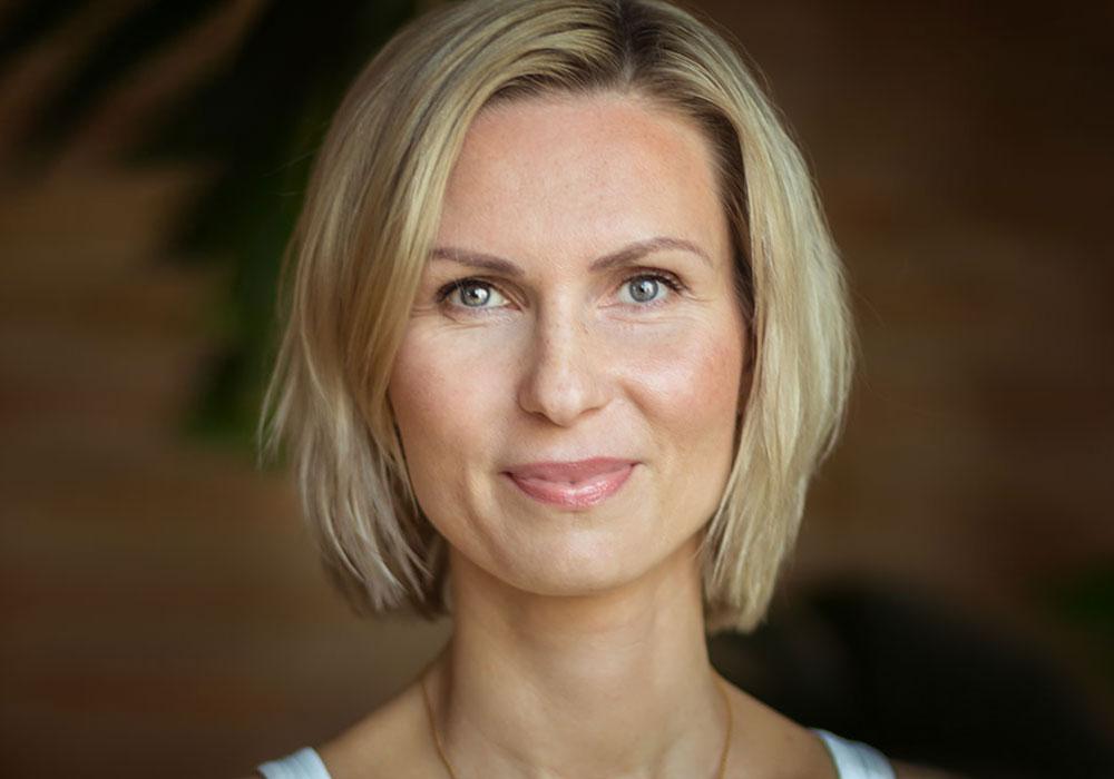 Katrin Sende Yogalehrerin yogafürdich