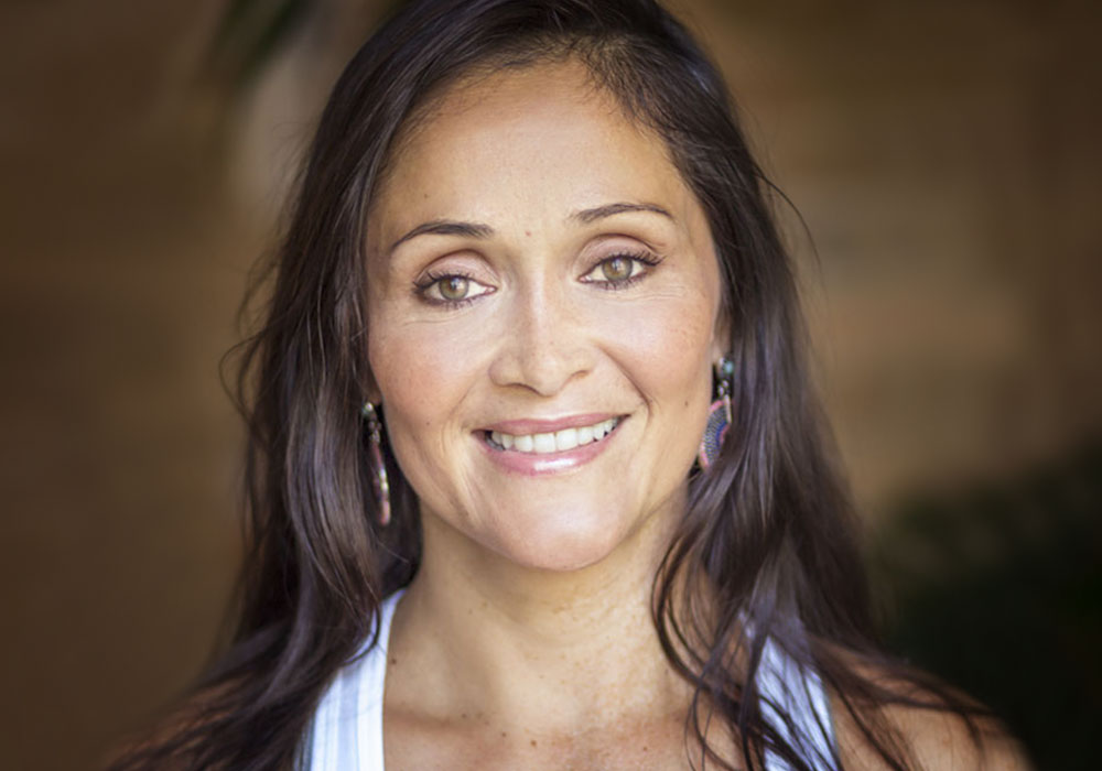 Lina Alonso Yogalehrerin yogafürdich