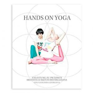 Buch Hands on Yoga
