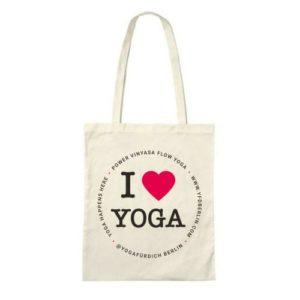 yogafürdich Baumwolltasche