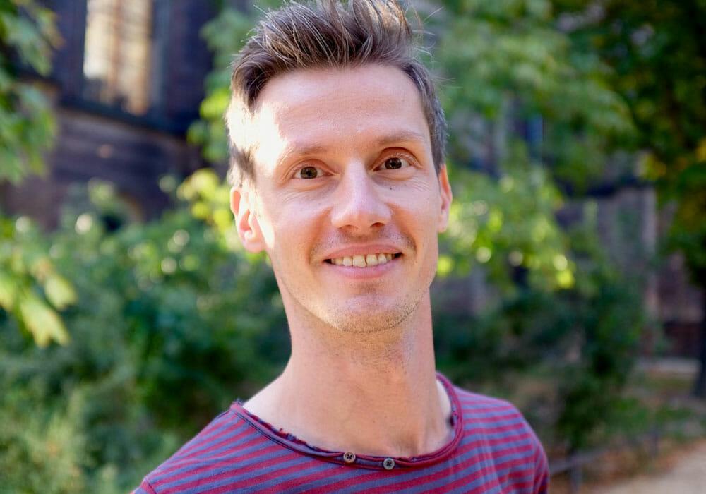Nicolai Bodemer Yogalehrer yogafürdich