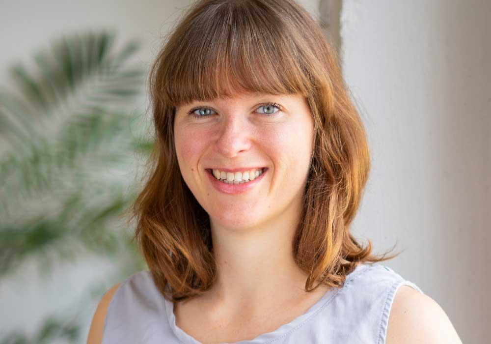 Claudia Grimbo Yogalehrerin yogafürdich