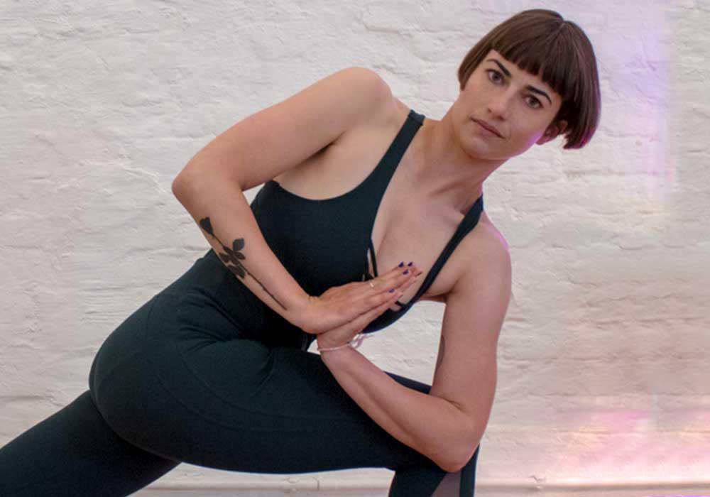 Isa Hoenle Yogalehrerin yogafürdich