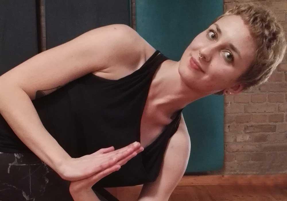 Julia Helbig Yogalehrerin yogafürdich