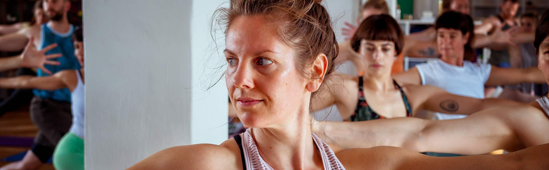 yogafürdich 300+Std. Aufbau-Ausbildung in Berlin