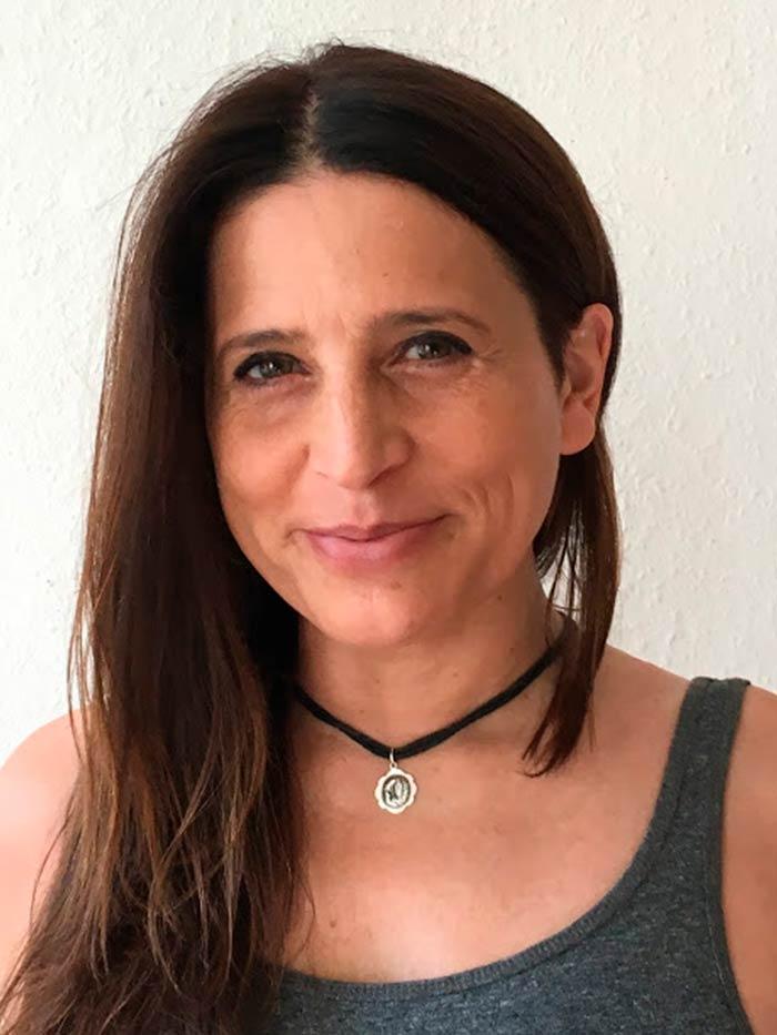 Sole Fuentes Yogalehrerin yogafürdich