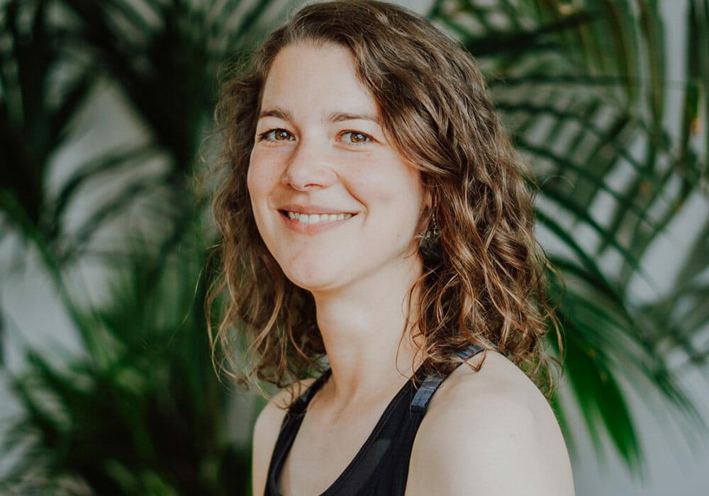 Christine Domgörgen Yogalehrerin yogafürdich Berlin
