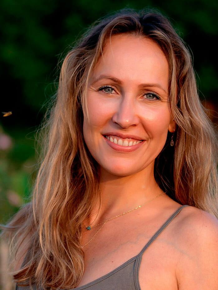 Irmela Knoll Yogalehrerin yogafürdich Berlin