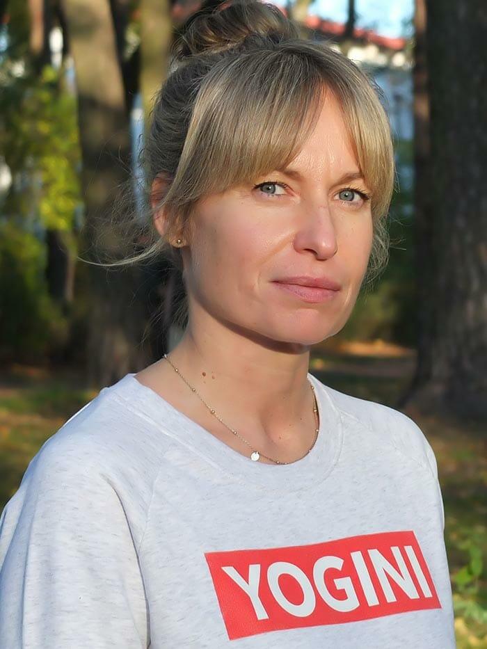 Heike Lehmann Yogalehrerin yogafürdich Berlin