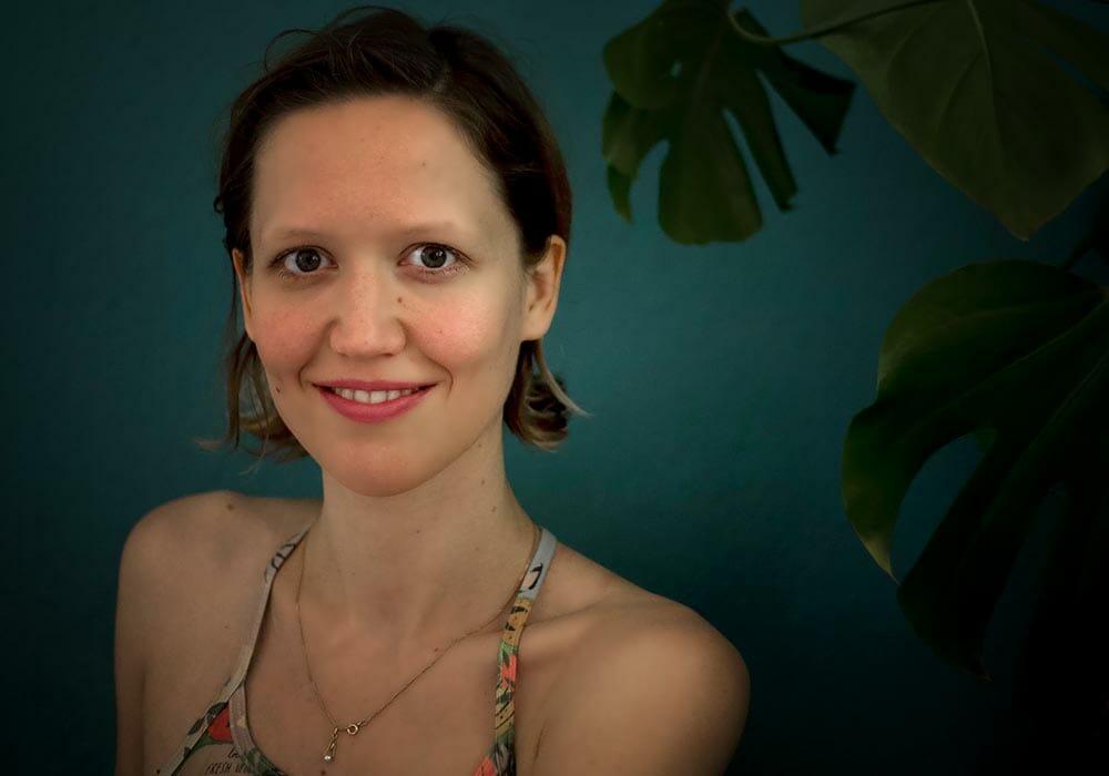 Linda Hübner Yogalehrerin yogafürdich