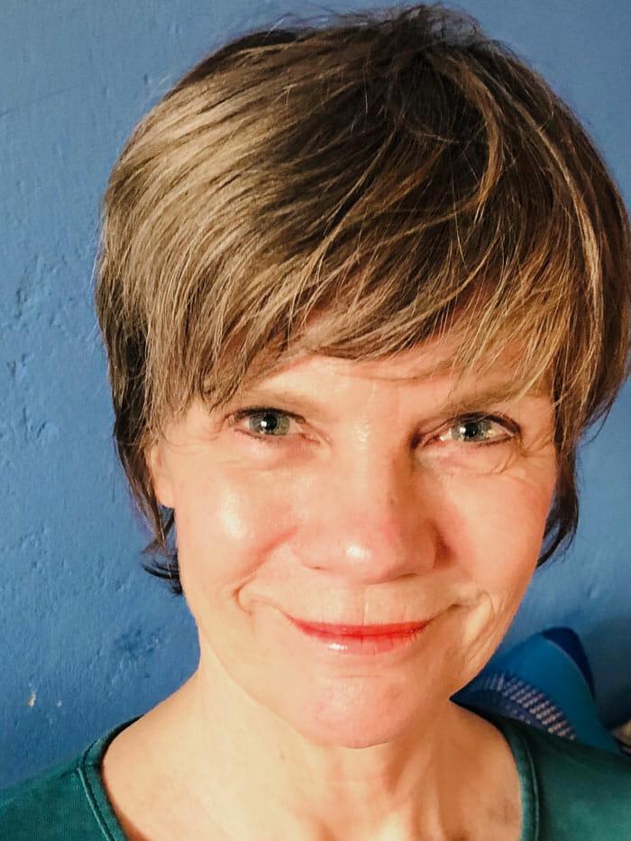 Silvia Stolpmann Yogalehrerin yogafürdich Berlin