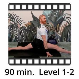 Download Yoga Video Power Vinyasa Flow Level 1-2 Victor Thiele