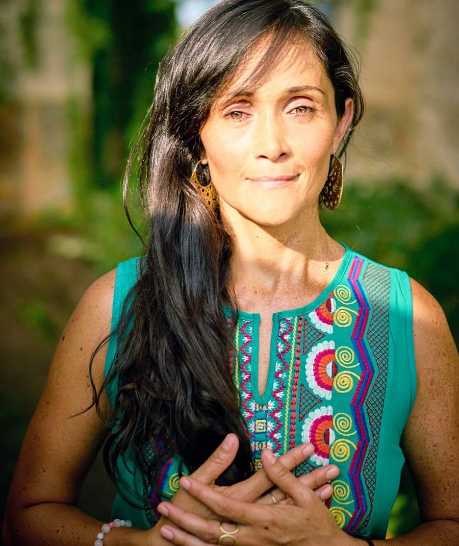 Lina Alonso Yogalehrerin yogafürdich Berlin