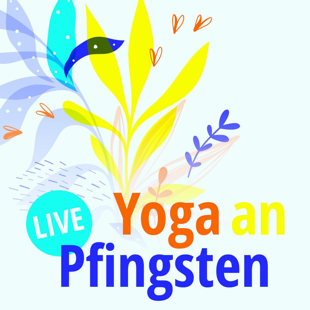 Yoga Specials an PFINGSTEN bei yogafürdich