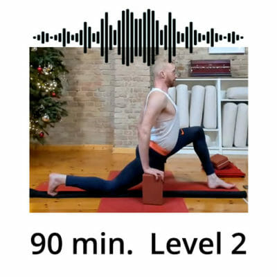 Download Yoga Audio Power Vinyasa Flow Level 2 Victor Thiele